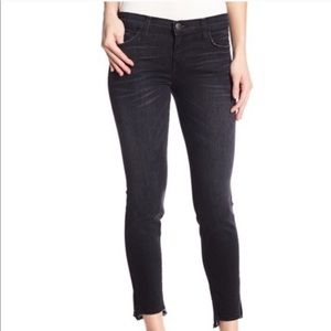 CURRENT/ELLIOTT Black Stiletto Skinny Jeans 23